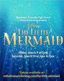 MTHS Drama Club Presents The Little Mermaid