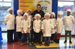 Manchester Future Chefs Competition Winners