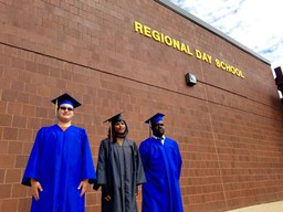 Graduation Ceremony for Regional Day Class of 2018