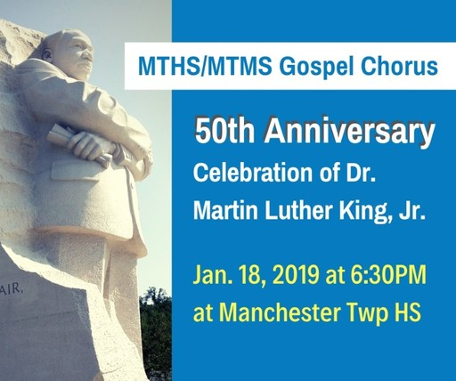 50th Anniversary of HS/MS Gospel Chorus MLK Celebration