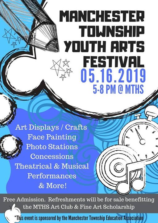 District Arts Festival May 16 at MTHS