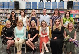 2019 Teachers and ESP's of the Year