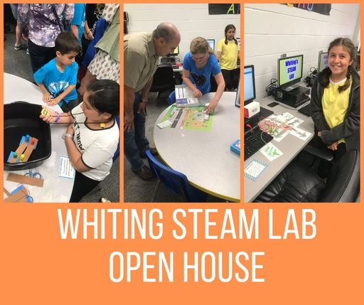 Whiting School Debuts STEAM Lab