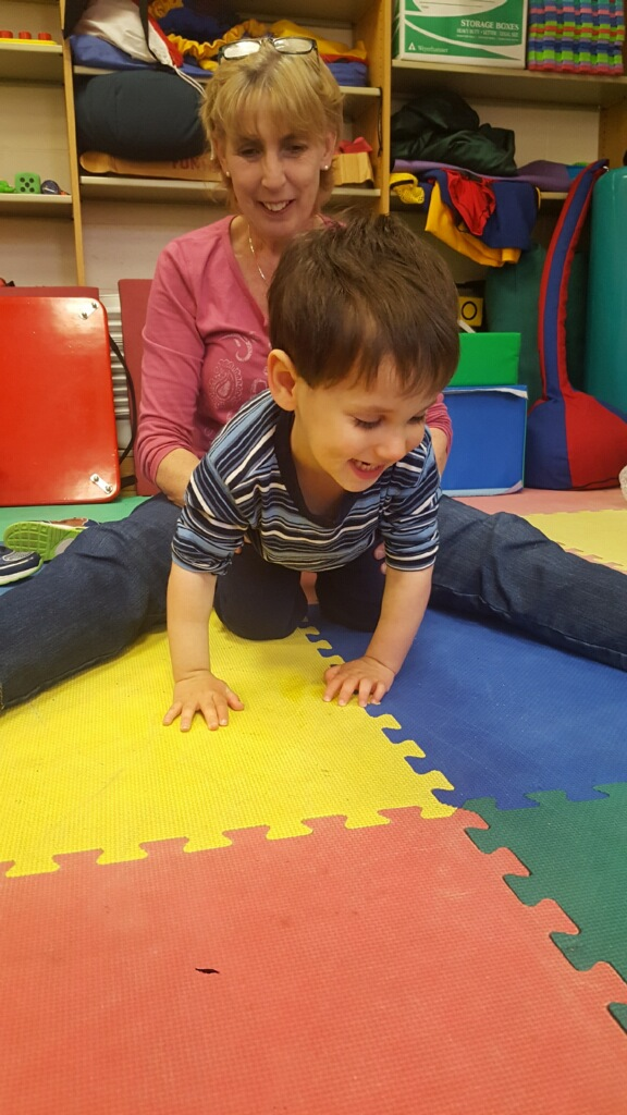 Pre-K Fun in Physical Therapy