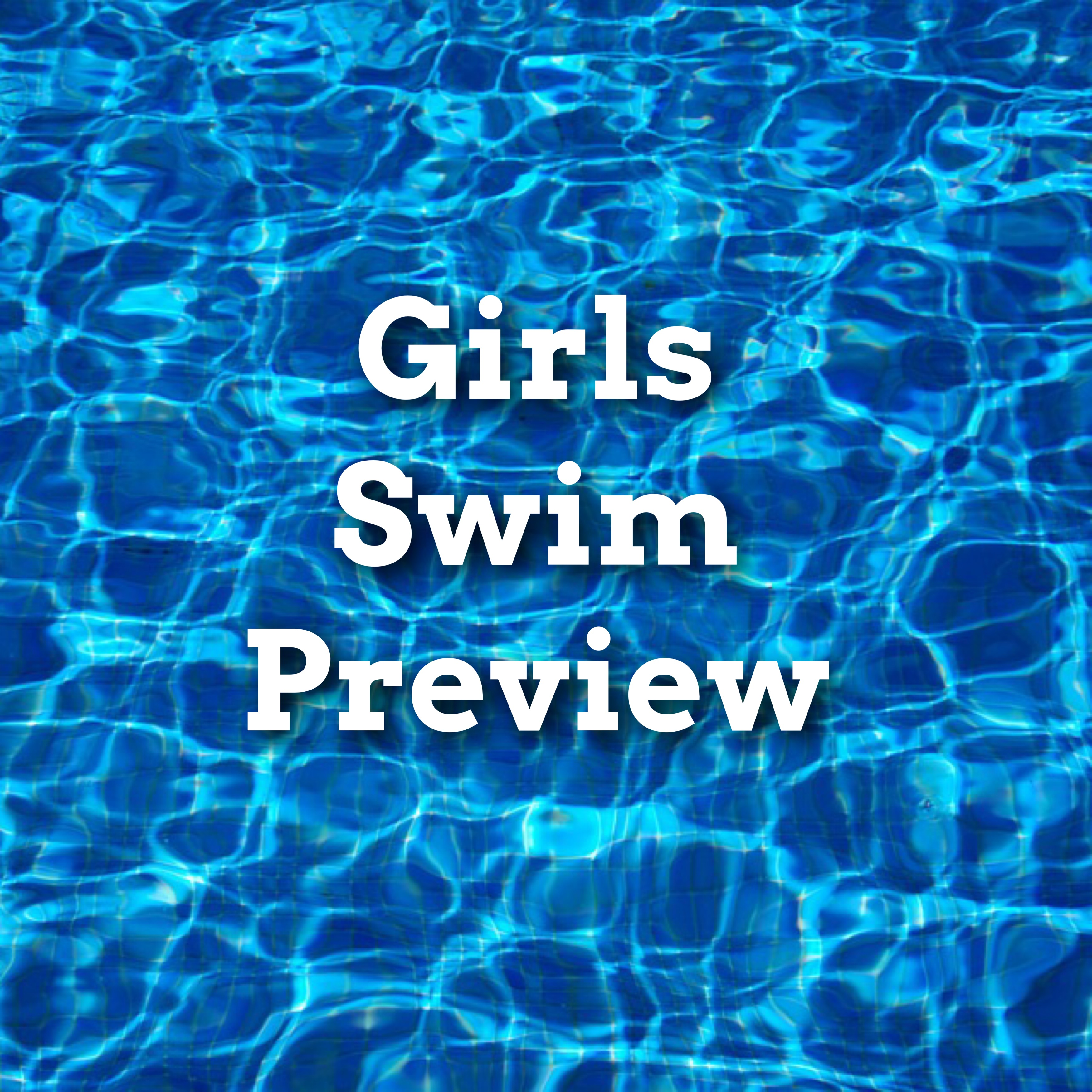 The Girls Swim Team is Ready to Dive Into the Season!
