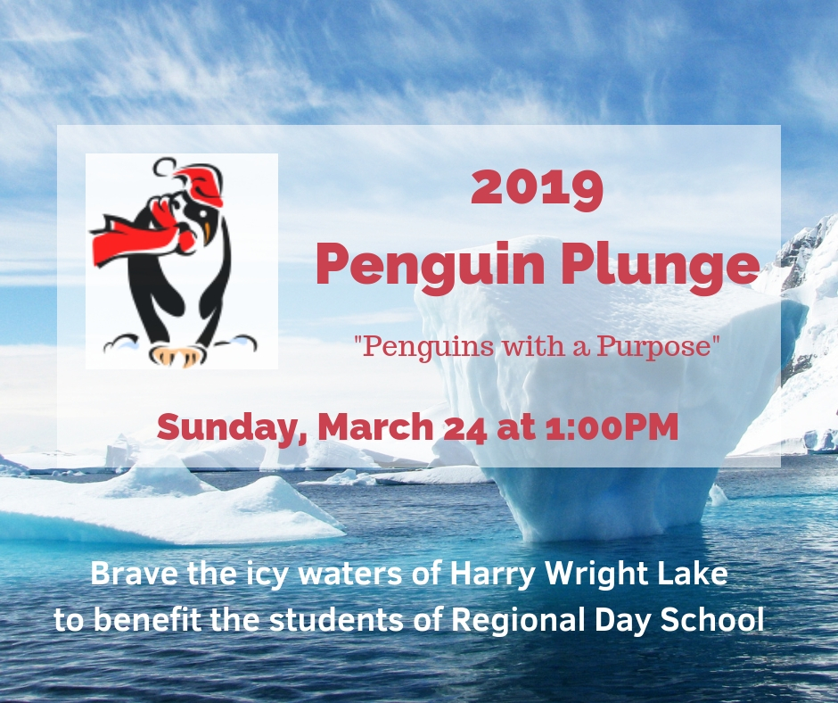 Penguin Plunge for RDS March 24